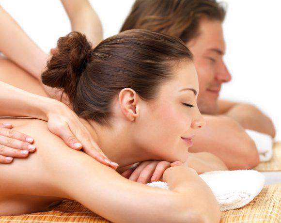 Massage und Regeneration